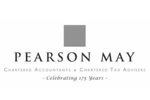Pearson May Logo